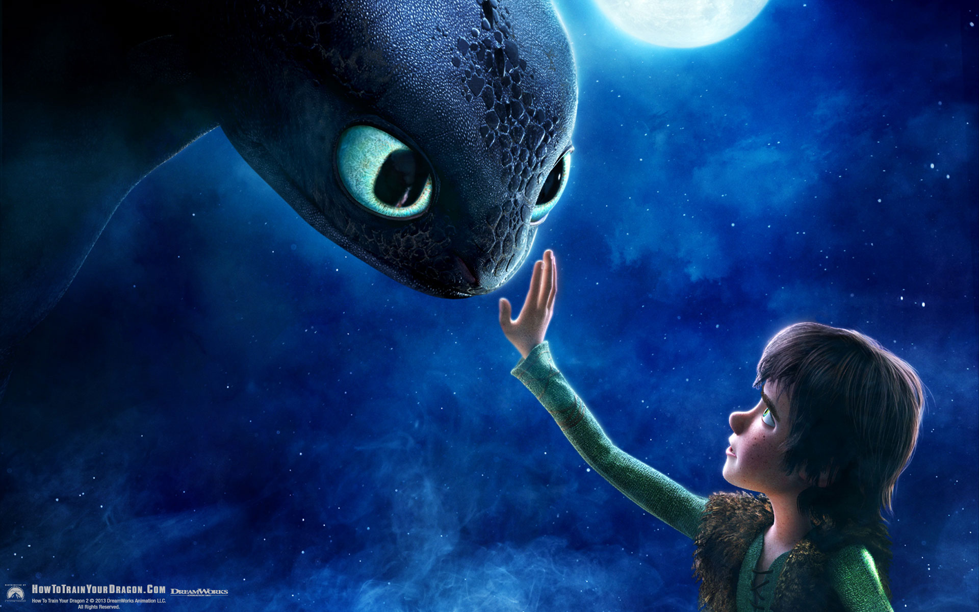 How To Train Your Dragon Wallpaper 1920x1200 69850