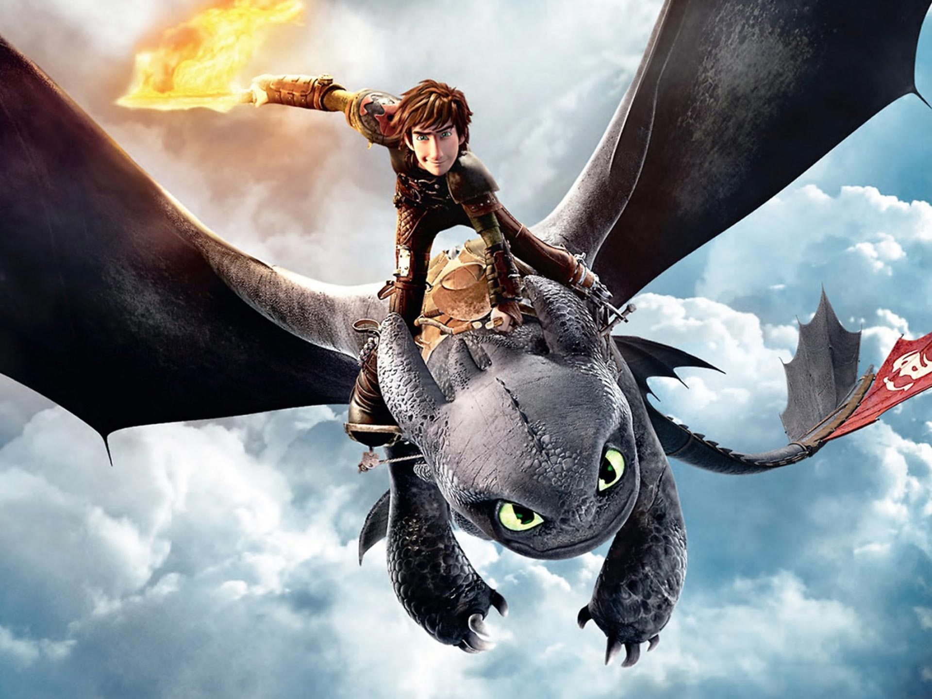 How To Train Your Dragon Wallpaper 1920x1440 69856