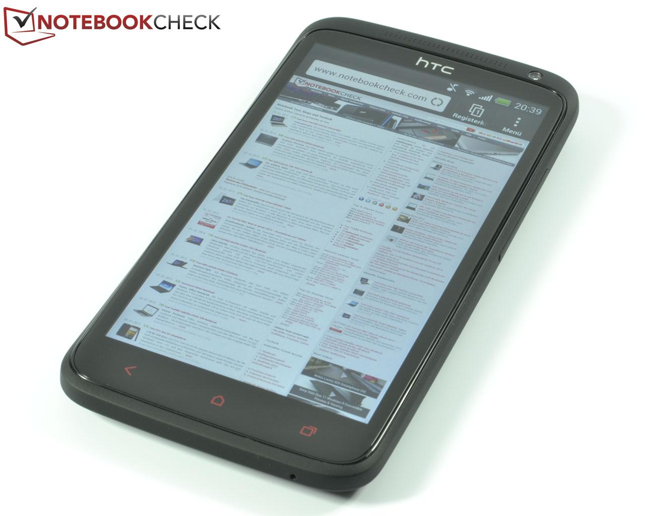 HTC One X+ Smartphone