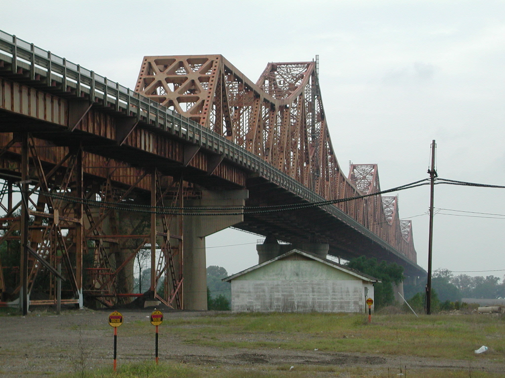 Huey Long Bridge