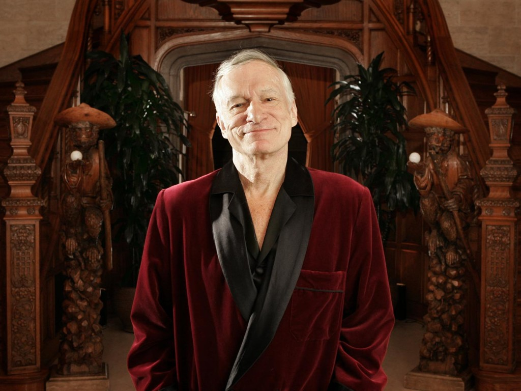 Hugh Hefner Wallpapers