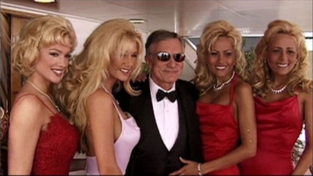 Hugh Hefner: Playboy, Activist and Rebel - Trailer (2:01) Trailer for this documentary ...