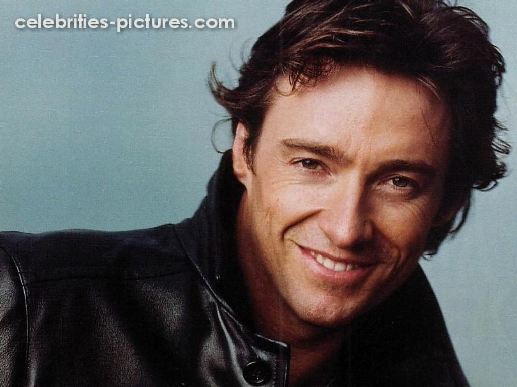Hugh Jackman HD Desktop Wallpaper