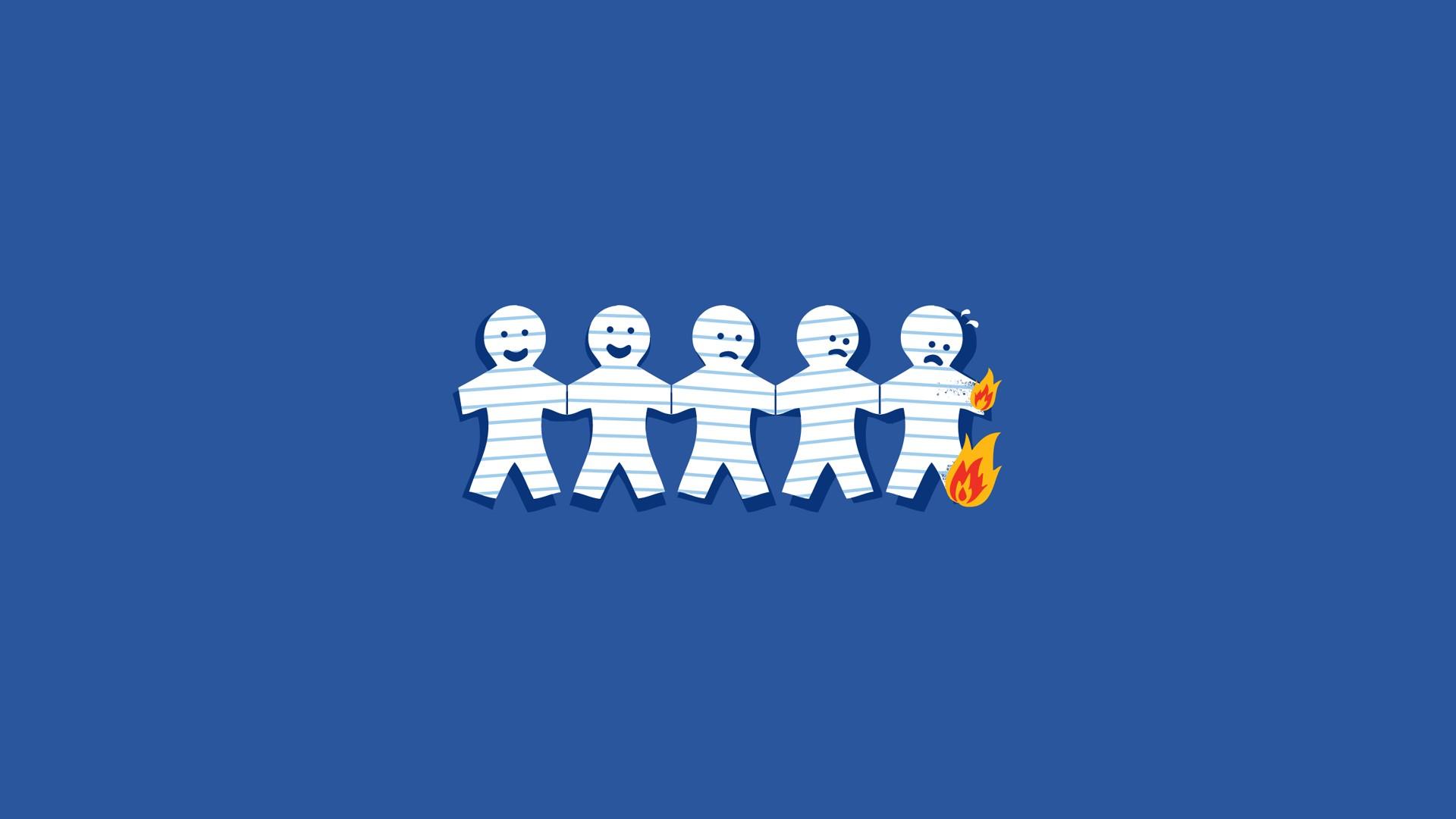 happy fire humor sad