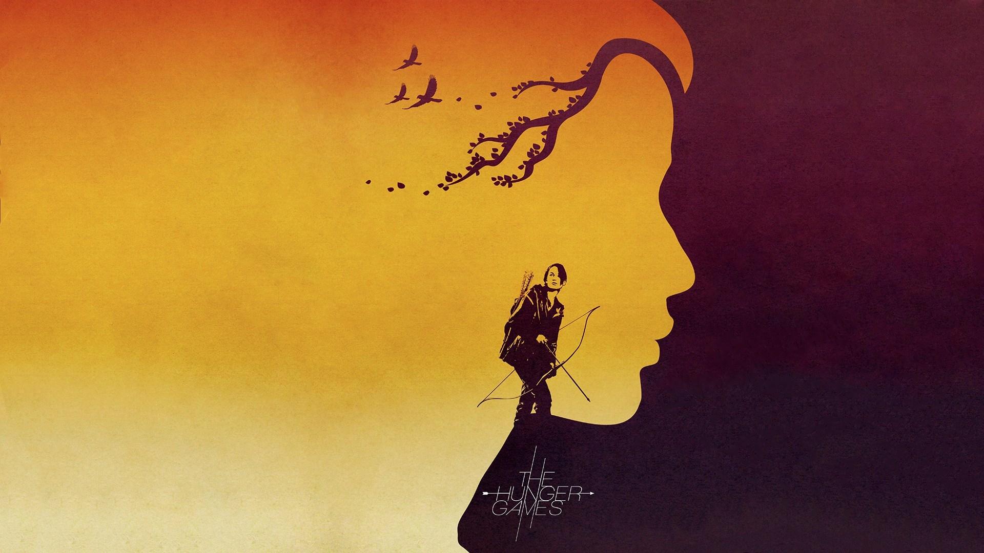 The Hunger Games Art