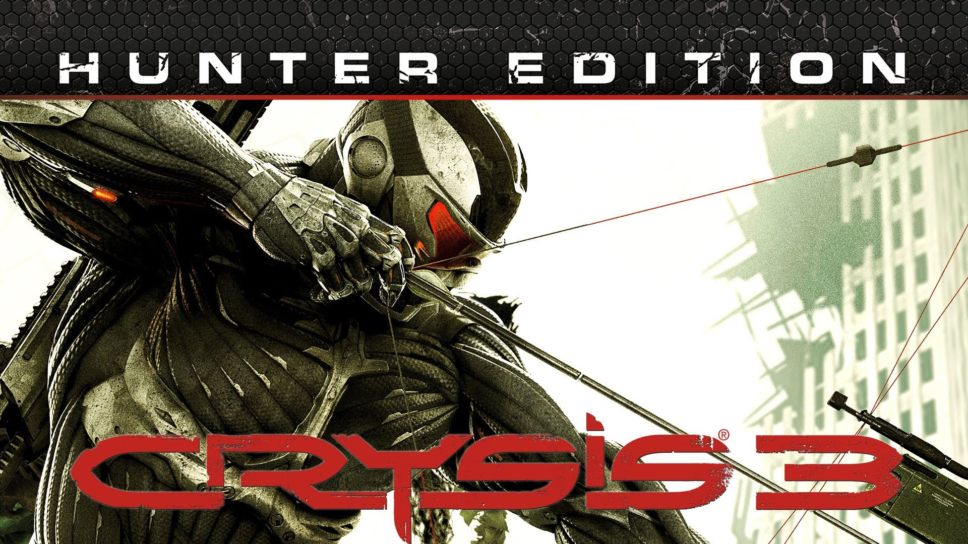 Hunter edition crysis 3