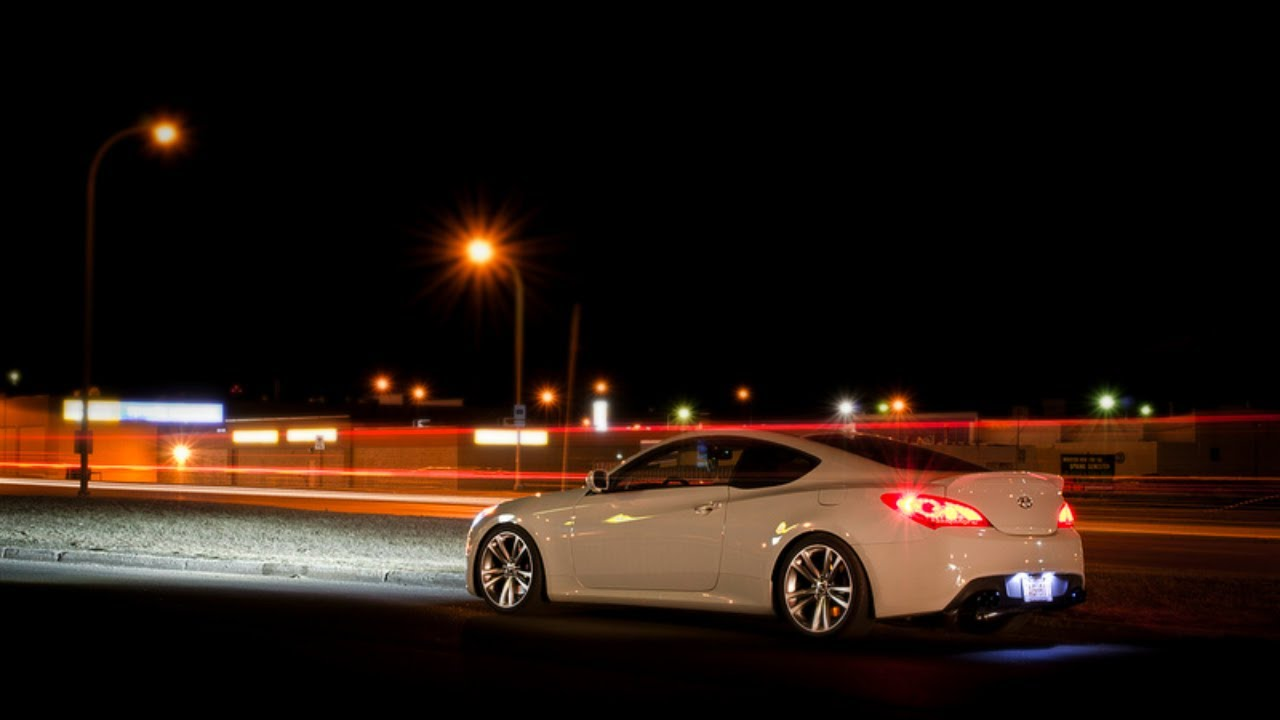Hyundai Genesis Coupe Night Compilation