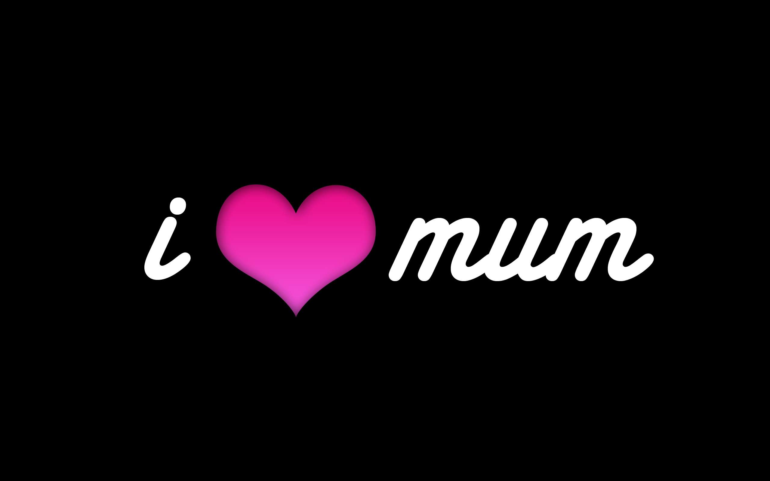 I love mum Wallpapers Pictures Photos Images. «