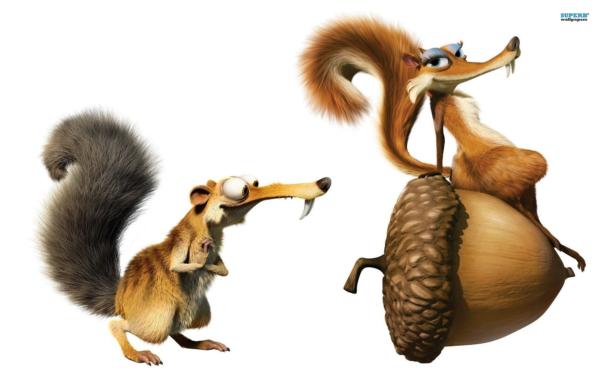 Ice Age: Dawn of the Dinosaurs wallpaper 1920x1200 jpg