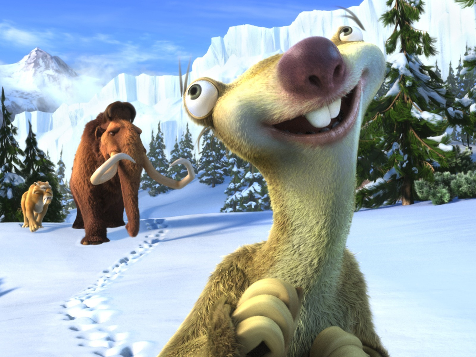 Ice Age 14263 1600x1200 px