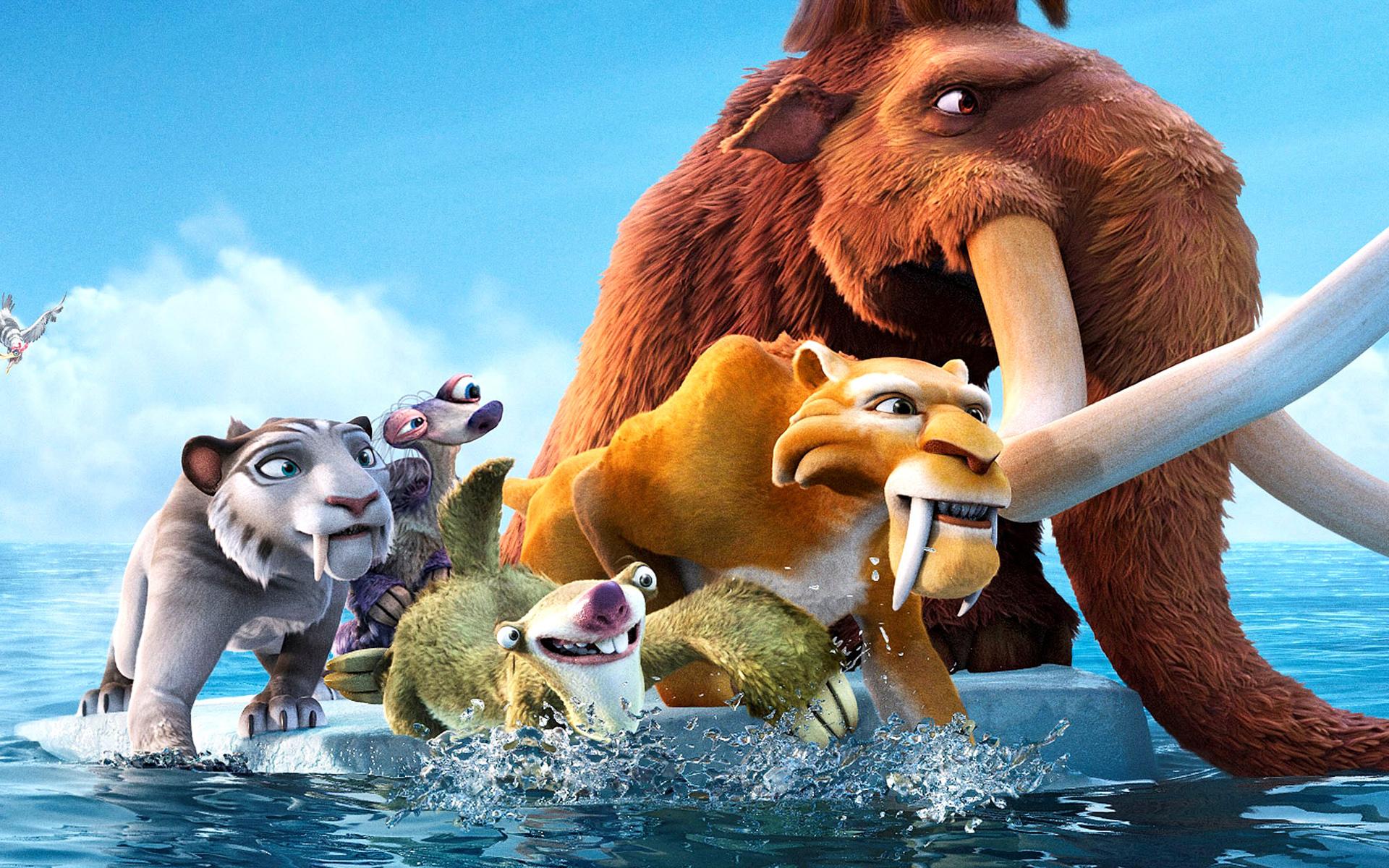 Ice Age 4; Ice Age 4 ...