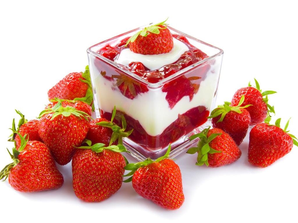 ... Strawberry Ice Cream Wallpaper 3 ...