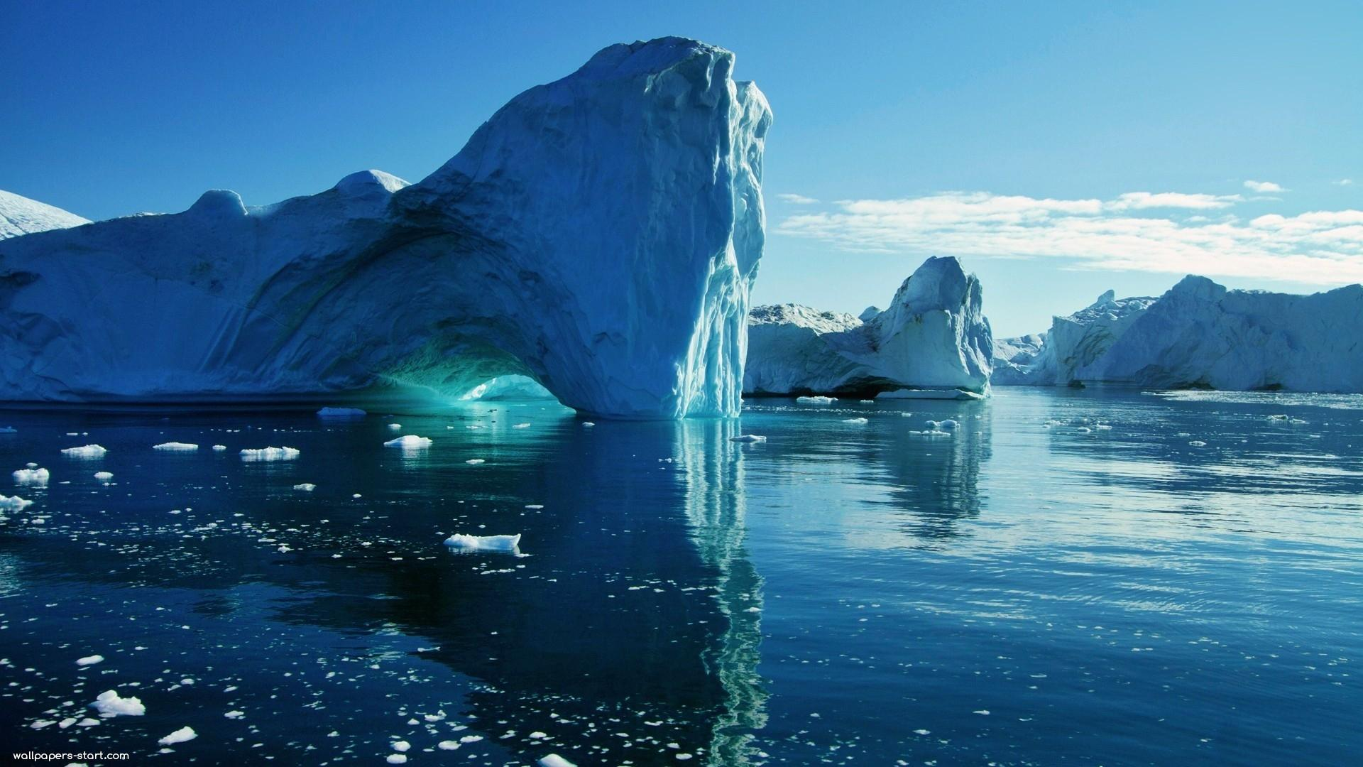 Big Blue Icebergs 5