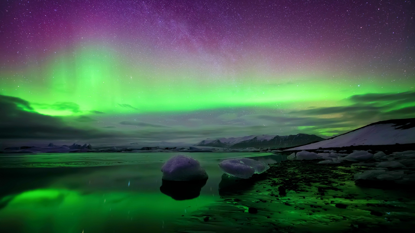 Description: The Wallpaper above is Iceland northern lights Wallpaper in Resolution 1600x900. Choose your Resolution and Download Iceland northern lights ...