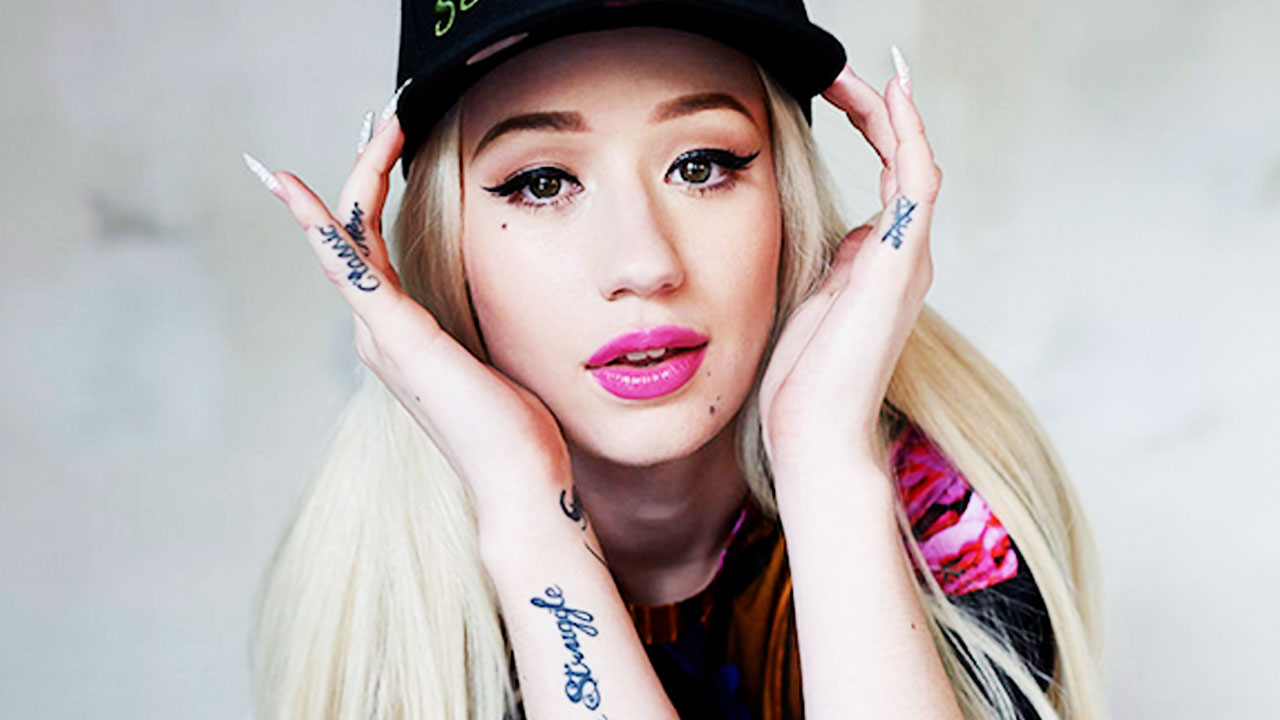Perhaps then, Iggy Azalea could be on a similar career trajectory. Like Ice, there seems to be little genuine sense of who she is.