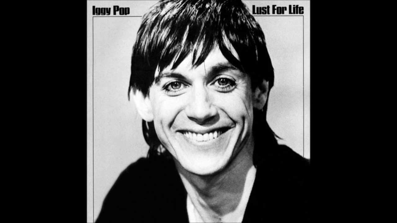 IGGY POP lust for life Full Album (Vinyl Rip)