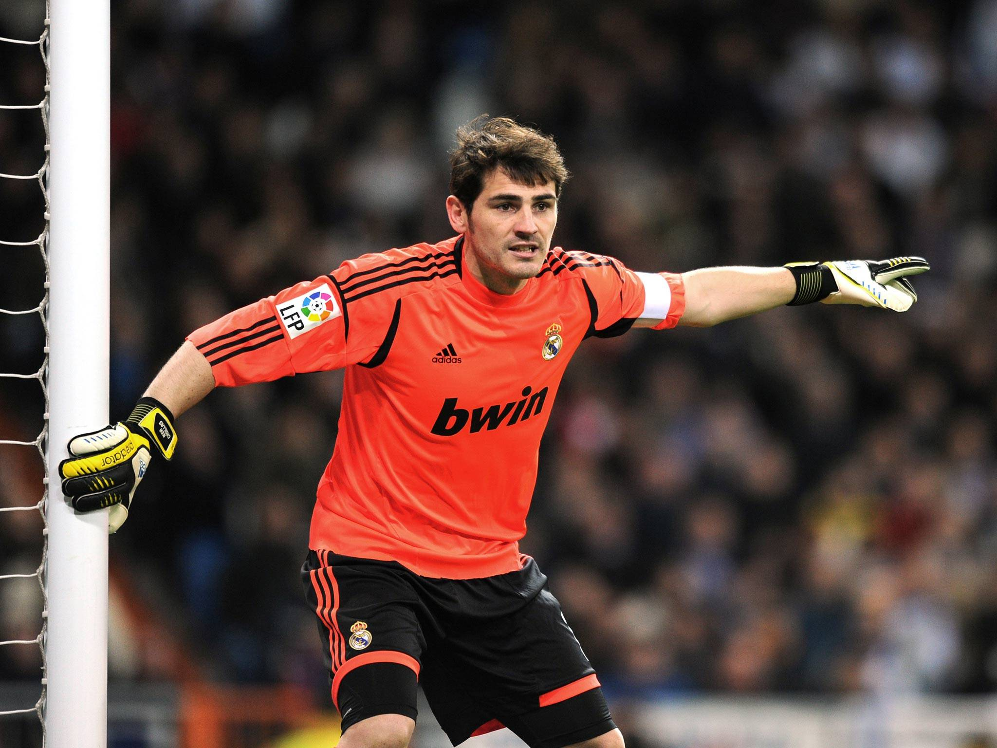 ... Iker Casillas; Iker Casillas