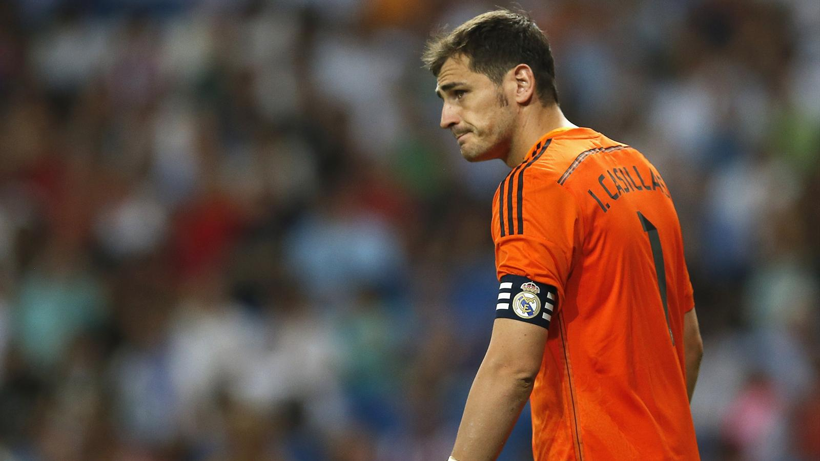 ... Iker Casillas ...