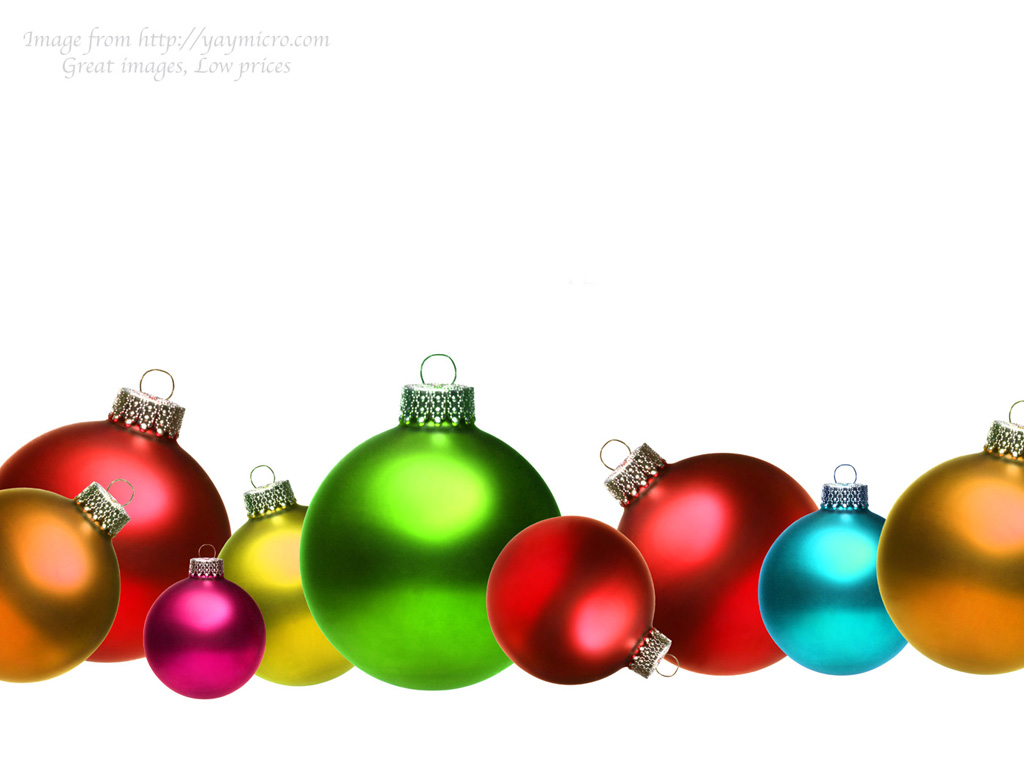 Christmas Decorations, Balls - 1280 x 800