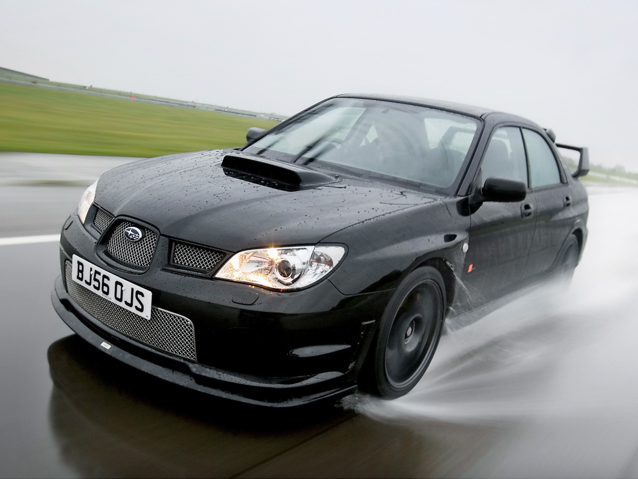 2007 Subaru Impreza WRX STi Overview