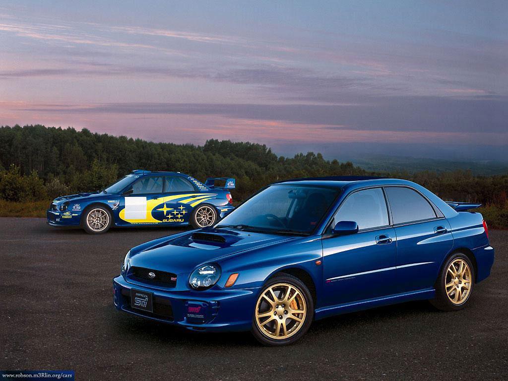 ... Subaru Impreza WRX #26 ...