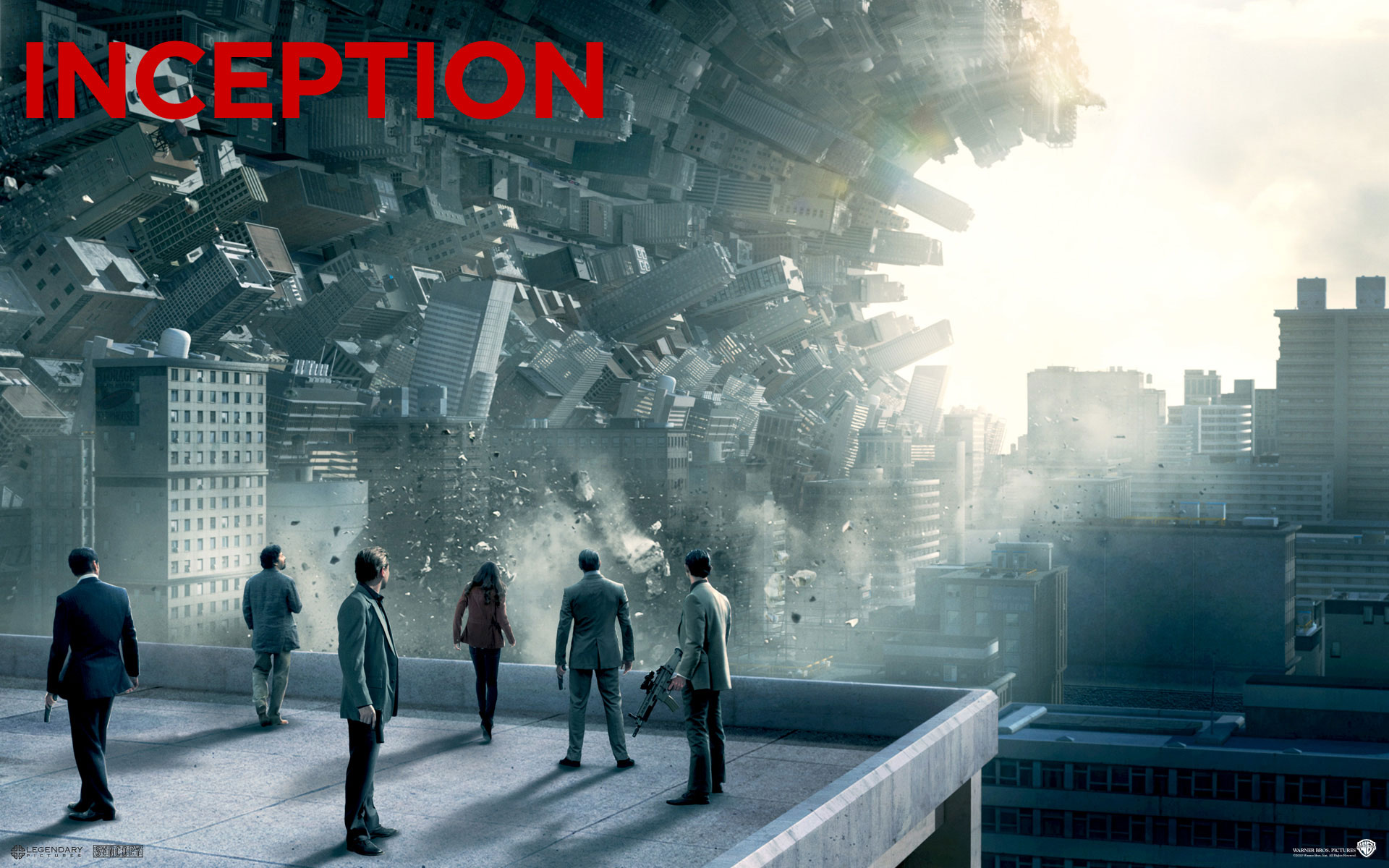 Inception Wallpaper