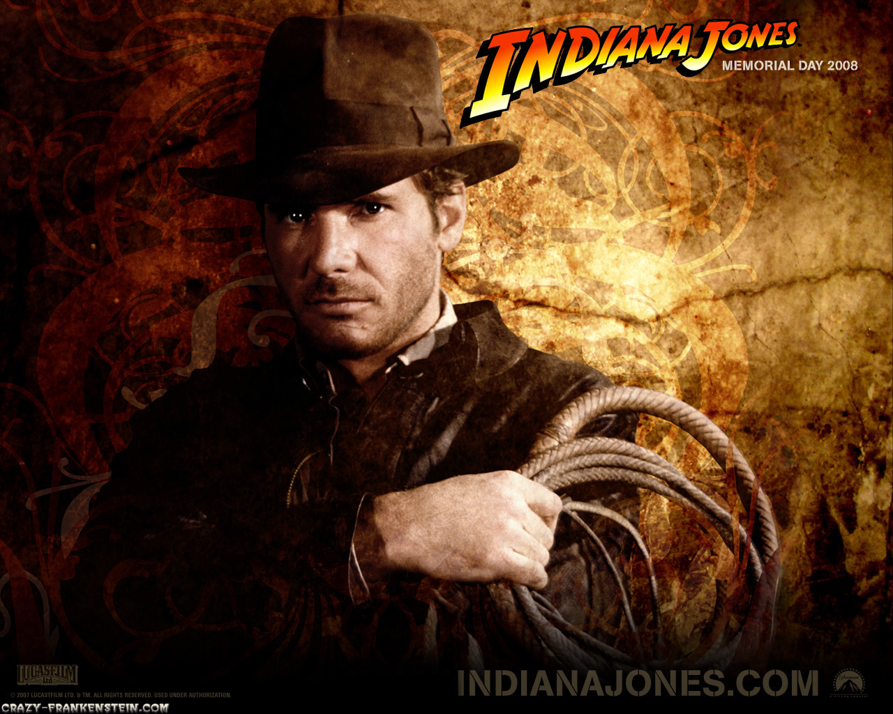 Wallpaper: Indiana Jones - wallpaper 3
