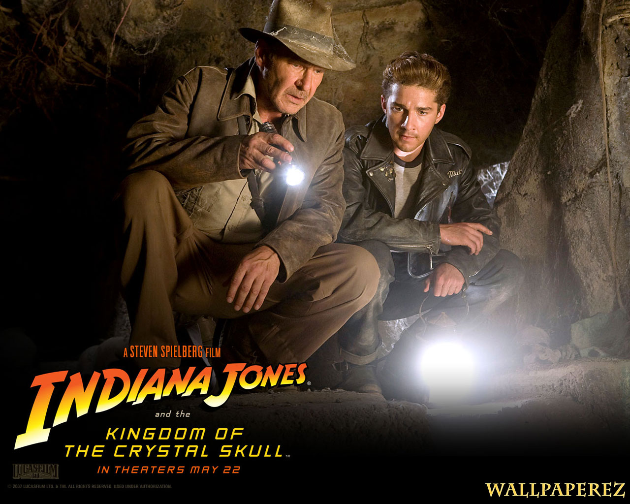 Indiana Jones, new movie 2008, Shia LaBeouf