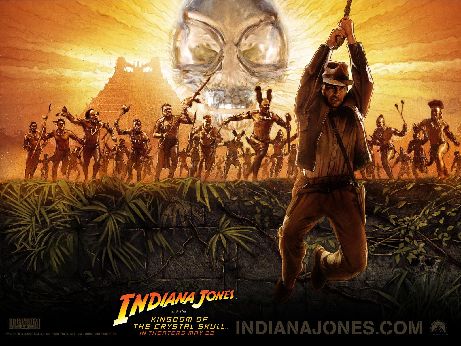 Indiana Jones Wallpaper Pixels