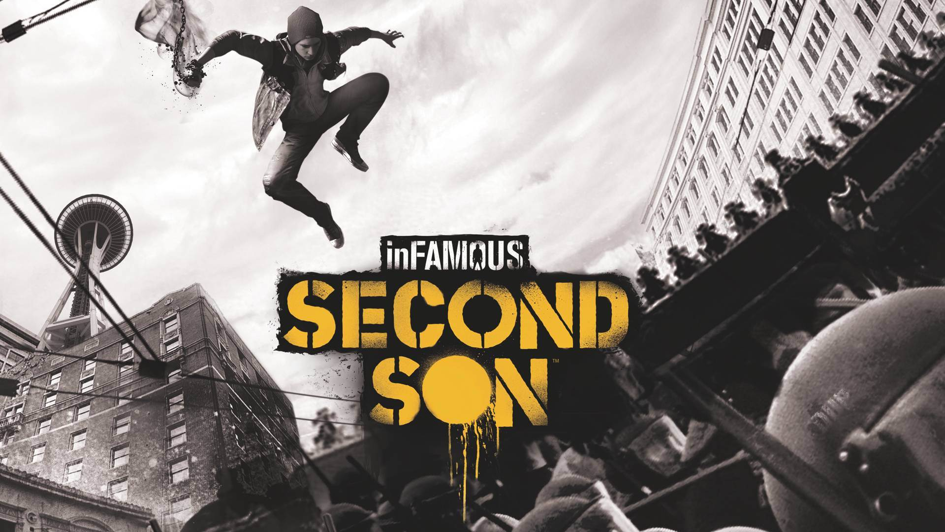 Infamous Second Son Wallpaper 1920x1080 2598