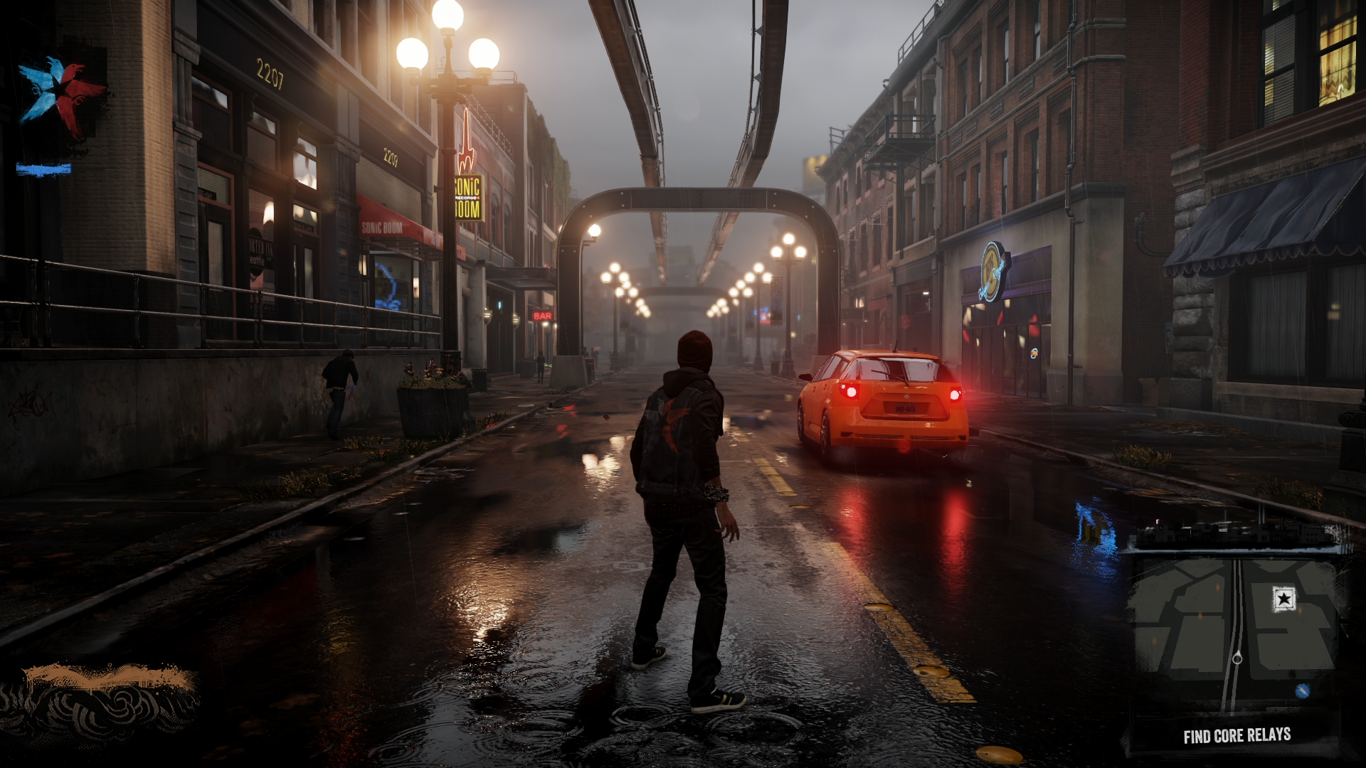 Infamous Second Son Wallpaper 1920x1080 67585