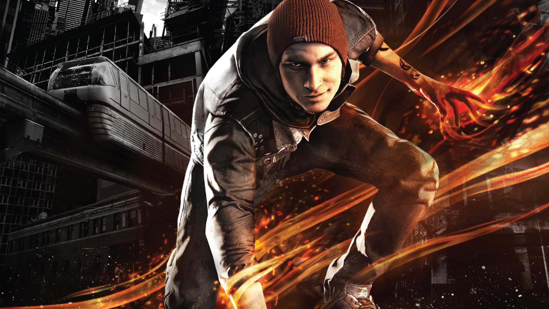 HD Wallpaper | Background ID:484944. 1920x1080 Video Game Infamous: Second Son