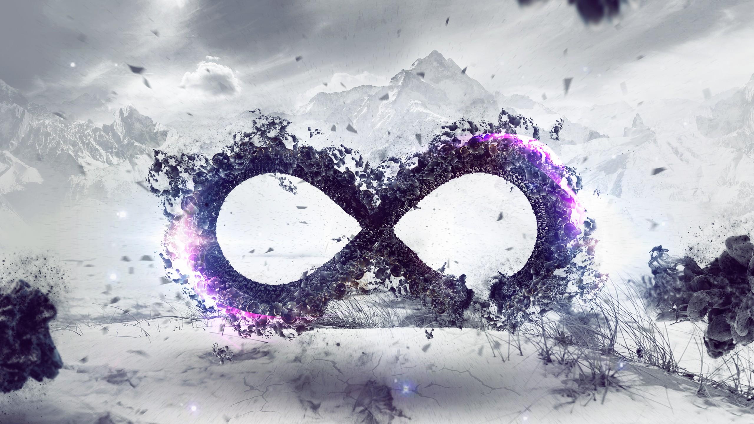 Infinity Symbol Wallpaper