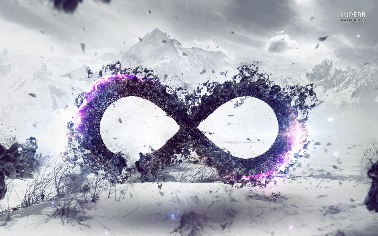 Infinity HD Wallpaper