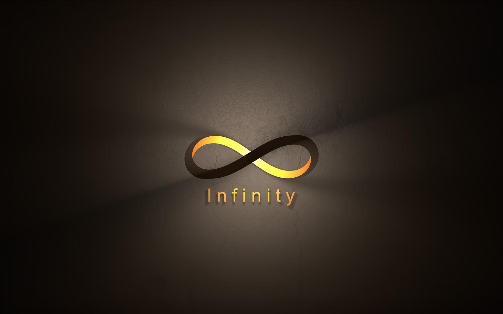 Infinity - infinity sign
