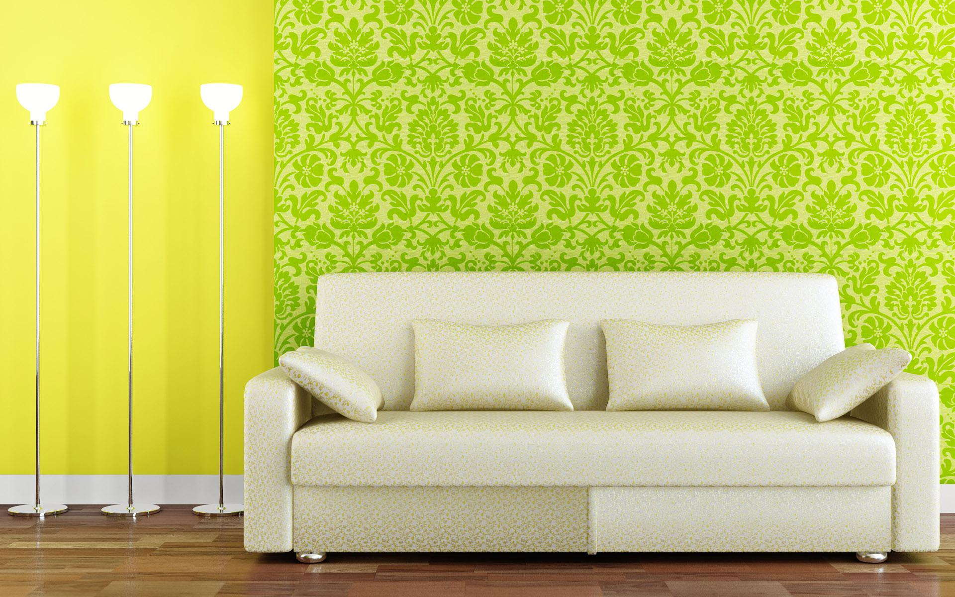 Interior Wallpaper Designs