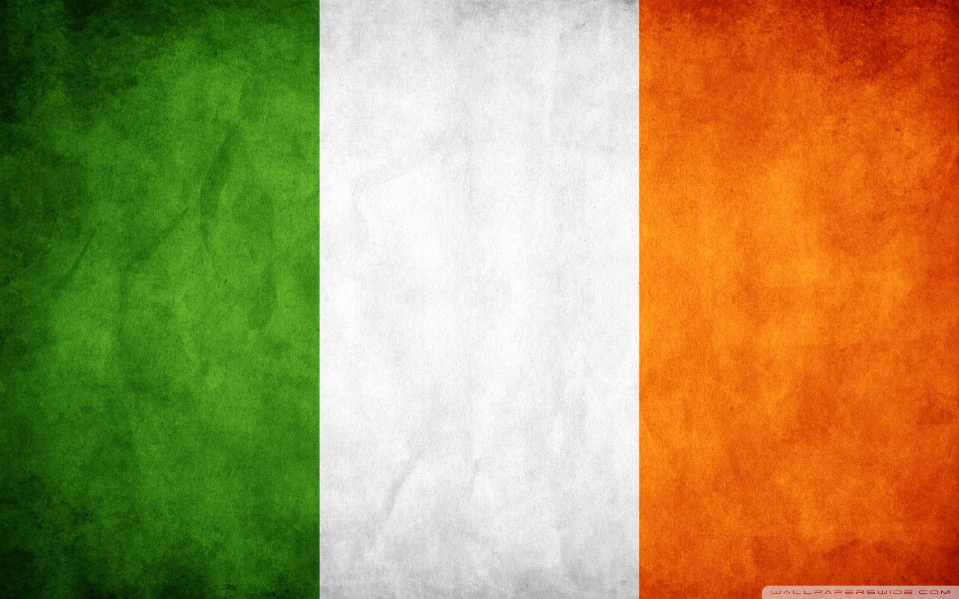 Ireland Flag Wallpaper