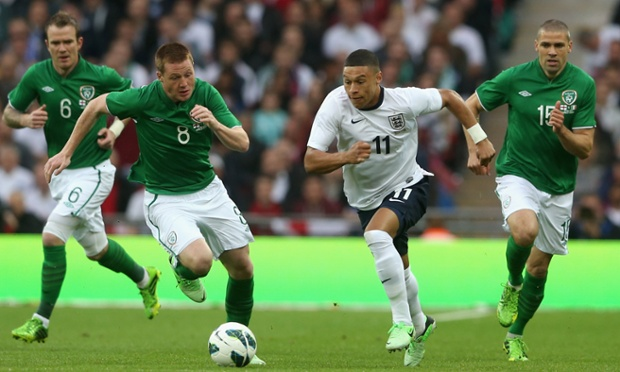 Ireland football