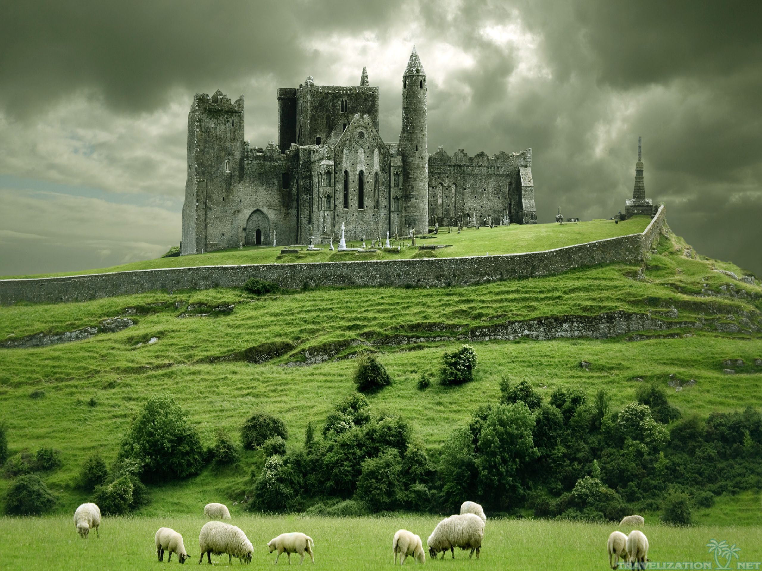 ireland landscape wallpaper 2560x1920 27211