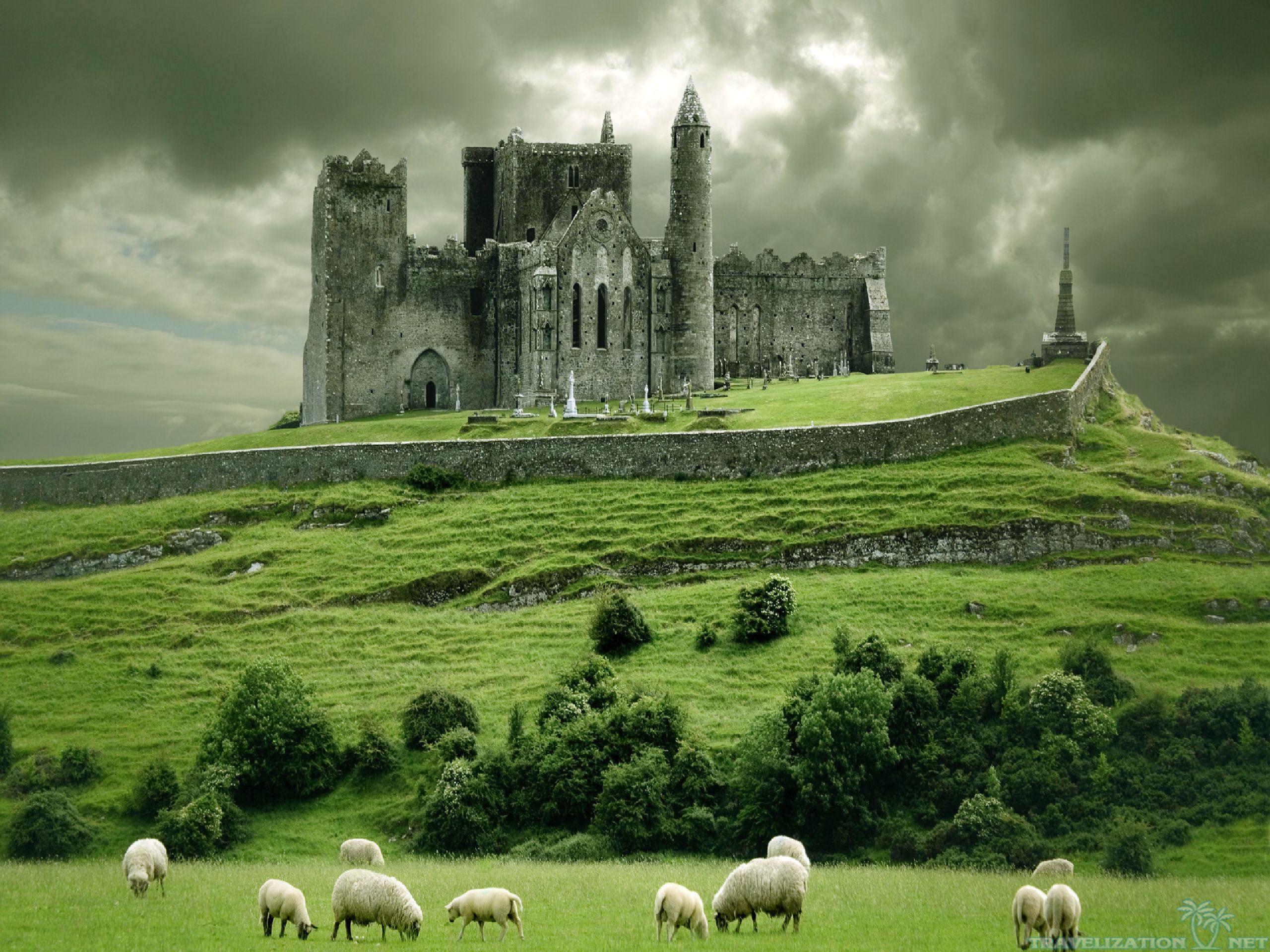 Ireland Landscape Photos Widescreen 2 HD Wallpapers