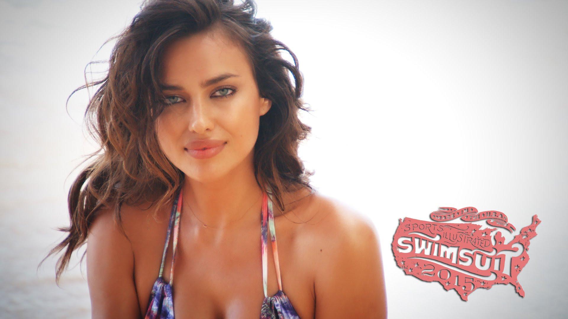 Irina Shayk Intimates | Sports Illustrated Swimsuit 2015