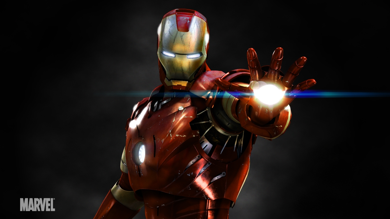 Preview Image. IRON MAN REPULSOR+++