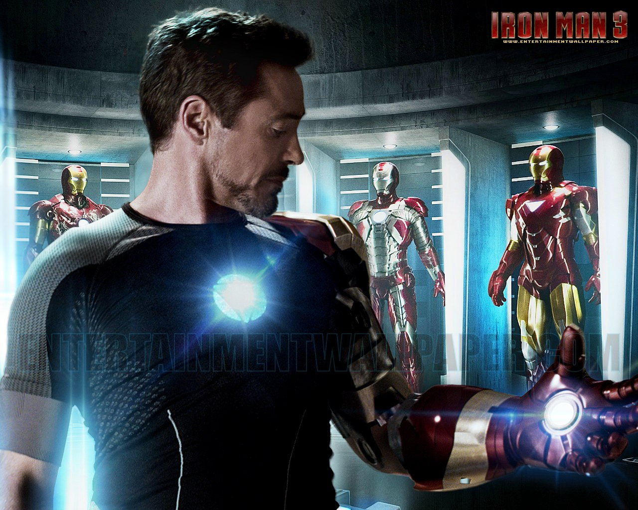 Iron man 3 upcoming