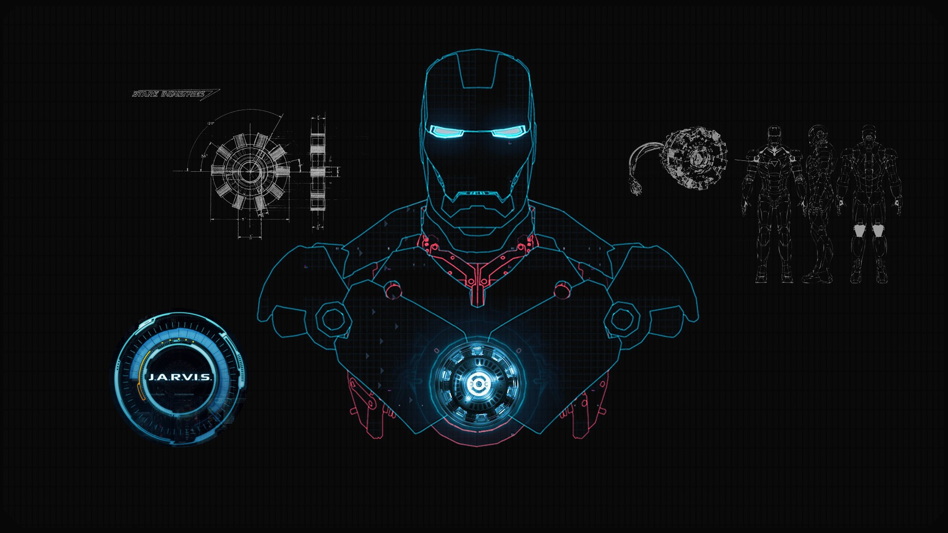 HD Wallpaper | Background ID:320927. 1920x1080 Movie Iron Man