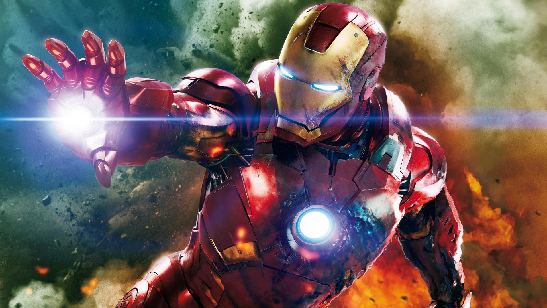 Info: Iron Man ...