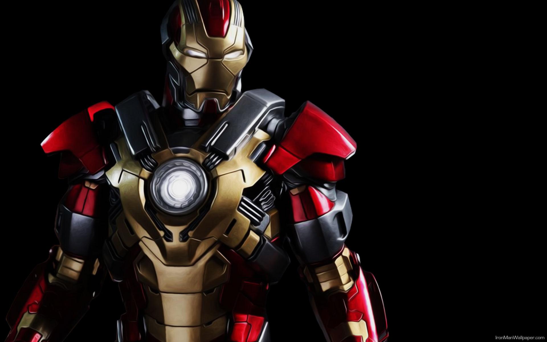 Iron Man Wallpaper, Iron Man Wallpaper. Heartbreaker