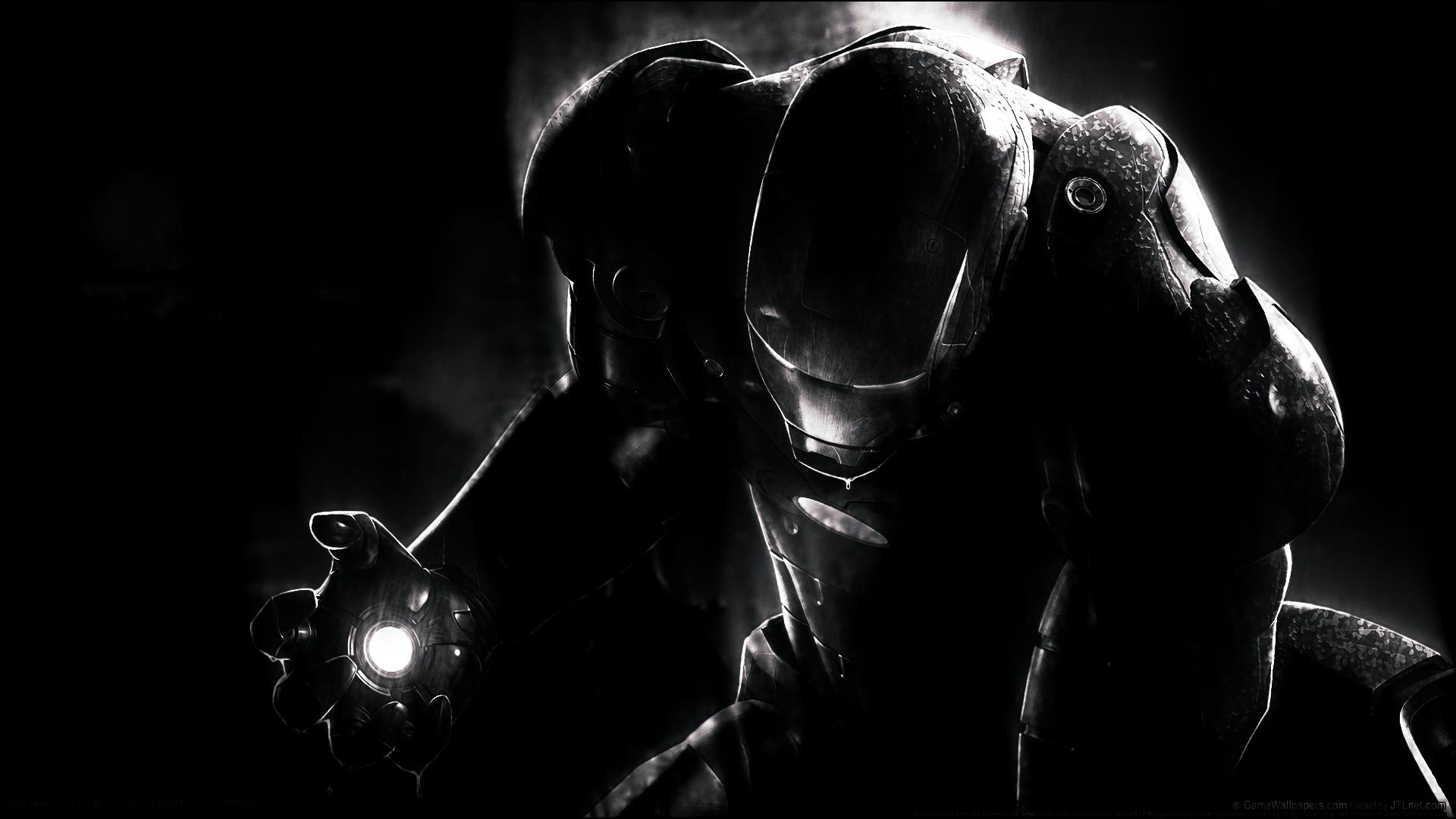 Iron Man Res: 1920x1080 HD / Size:121kb. Views: 277365