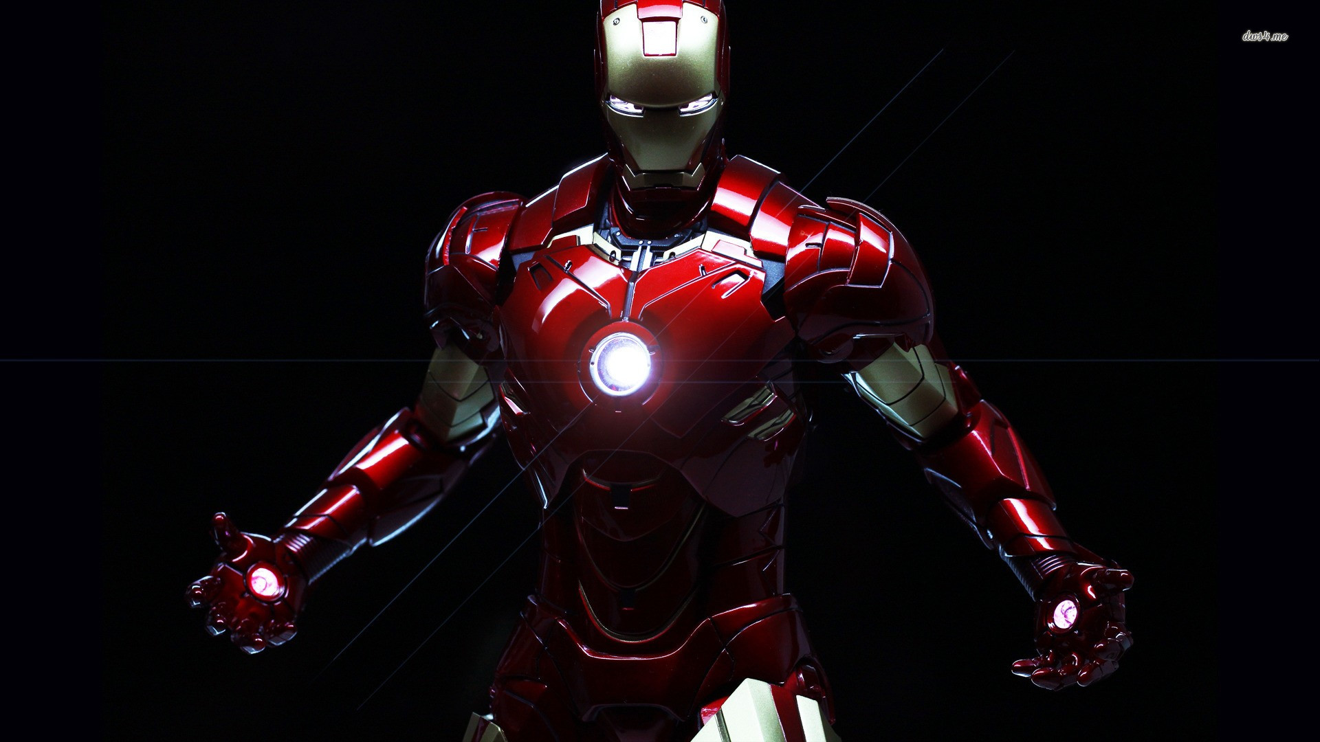 Iron Man download free wallpapers