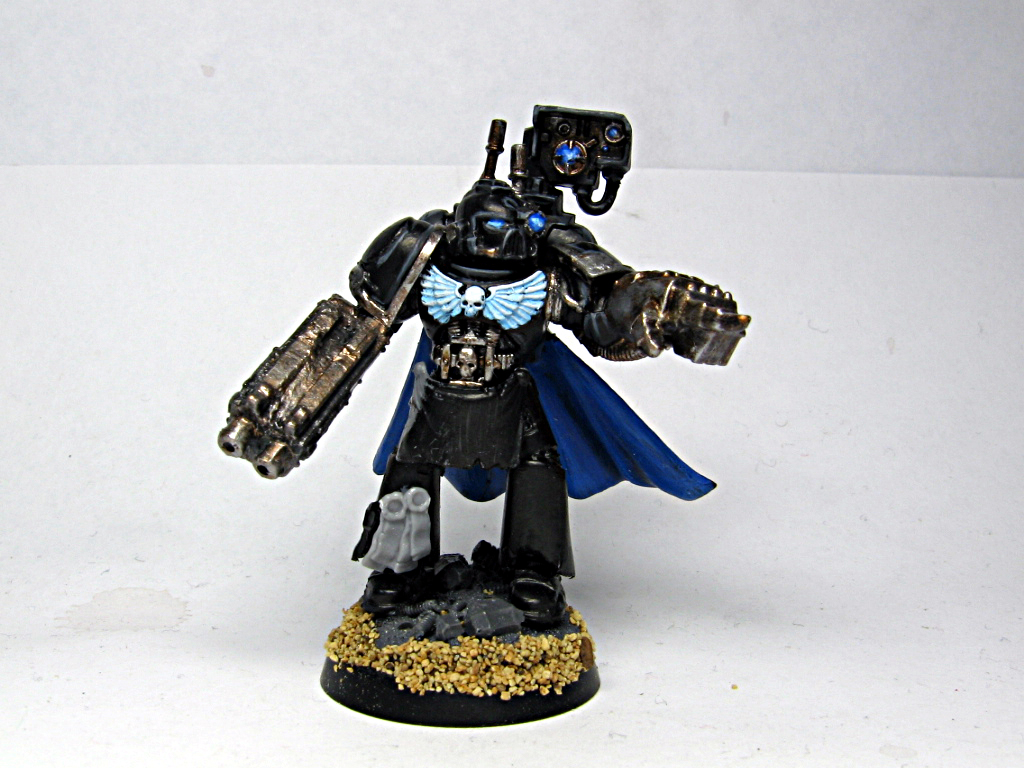 iron space marine