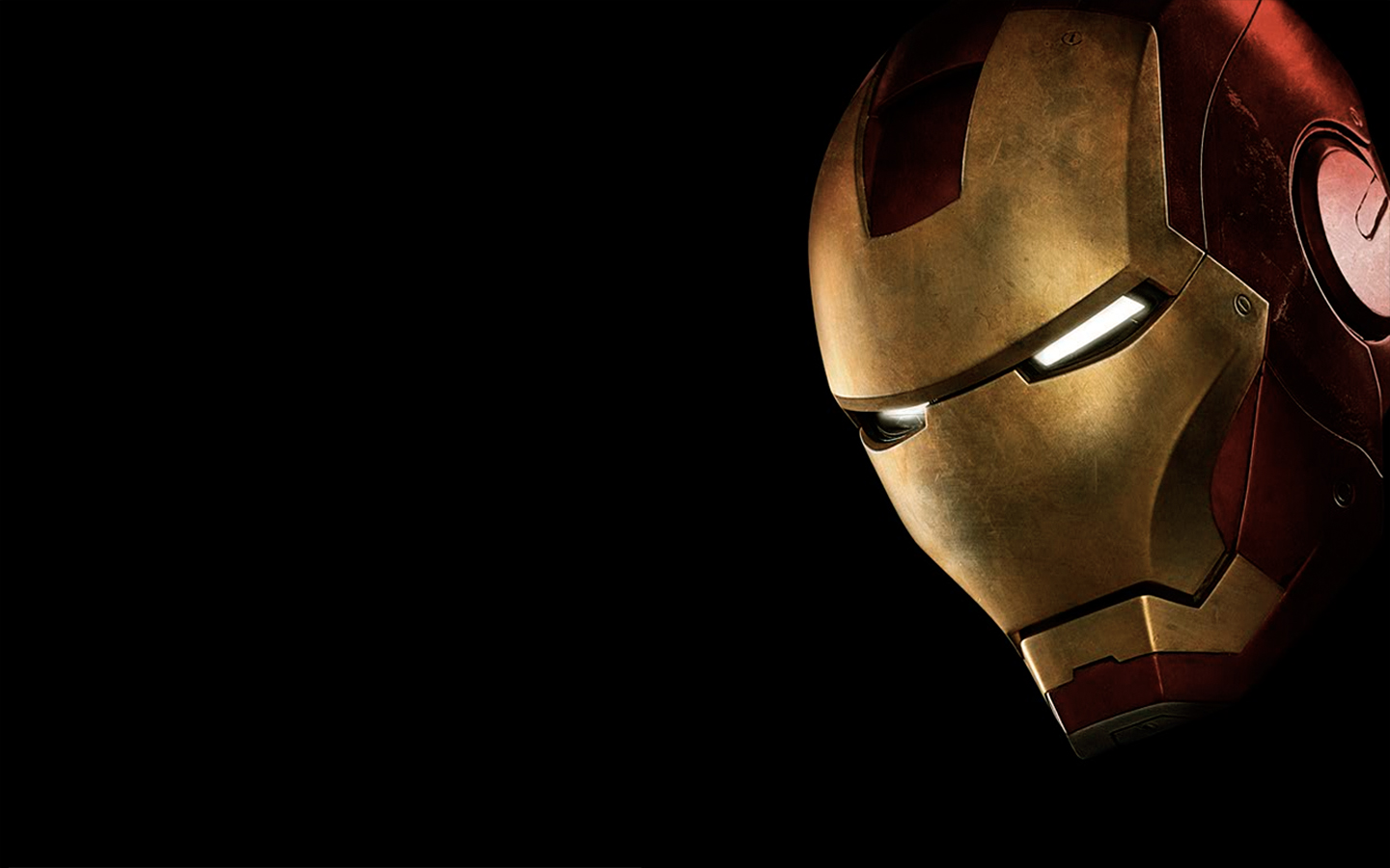 Minimal Ironman Wallpaper